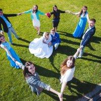 Свадьба Иван и Анна :: Авель Бурлак