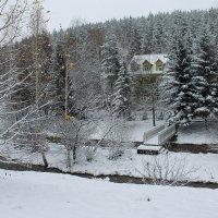 Первый снег 2 :: Надежда Егорова
