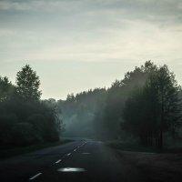 Там за туманами :: Oksana Sansnom