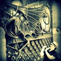 Творение Антонио Гауди :: Машенька _________