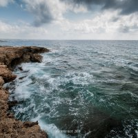 Пляж Coral Beach,Кипр 2014 :: Евгений Кот