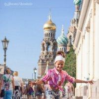 прогулка на скейте :: Екатерина Козаченко