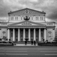 Вид на Большой театр :: Petr