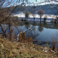 на реке :: юрий иванов