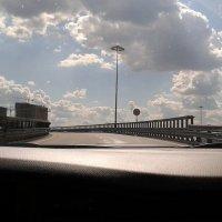 Дороги в окно автомобиля :: Наталья Дмитриева