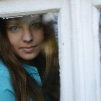 За стеклом :: Анастасия Симонова