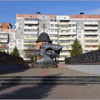 Памятник воинам-интернационалистам. :: Роланд Дубровский