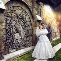 Фотосессия у замка :: марина алексеева