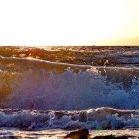 закатная волна :: Ingwar