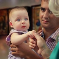 Скоро крещение ... :: Юлия Клименко