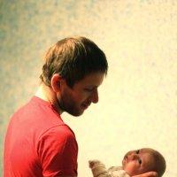 Отец и сын :: Lilya Ezh