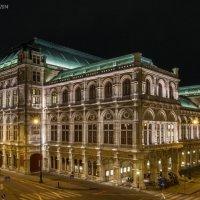 Vienna opera :: Олег Подсевальников