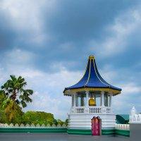 У буддийского храма в Дамбулле. :: Edward J.Berelet