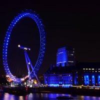 Великобритания, Лондон, London eye :: Михаил Кандыбин