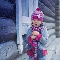 Холодно. :: Юлия Миткаль