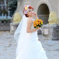 Свадьба Тимура и Ксении :: Дмитрий Фотограф