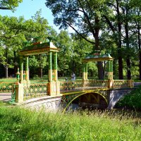 Китайские мостики :: Ольга
