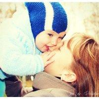 Рома с мамой :: Наталья Мерзликина
