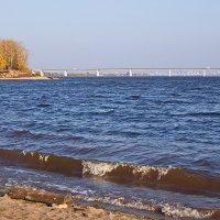 Холодные волны сентября :: val-isaew2010 Валерий Исаев