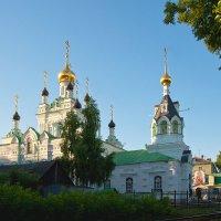 Церковь в Орле :: Владимир Лисаев