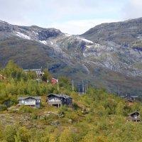 В горах Норвегии. :: Ольга