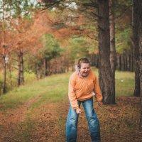 В осеннем лесу :: Ната Анохина
