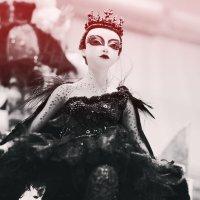 черный лебедь :: Лиза Игошева