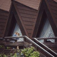 жених и невеста на балконе :: Ninka Ch Chubaryan