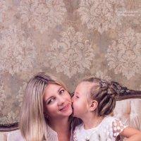 Евгения с дочкой :: Ирина Васильева