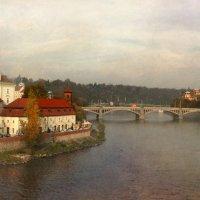 Путешествие в прошлое. Прага. :: lady-viola2014 -