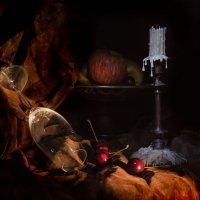 Окончен бал... Погасли свечи... :: Владимир Голиков