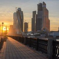 Москва-сити :: Юлия (8SkSt) Миловидова