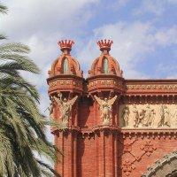 Триумфальная арка :: Tata Wolf