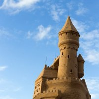 Замок из песка :: Олег Манаенков