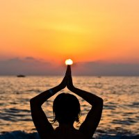 Солнце на кончиках пальцев :: Yana Meteleva