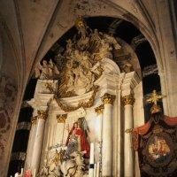 Собор Антверпенской Богоматери. Капелла Девы Марии :: Елена Павлова (Смолова)