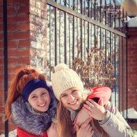Я с Леной) :: Ксения Москаленко