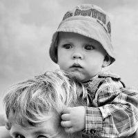 Отец и сын :: Валерий Талашов