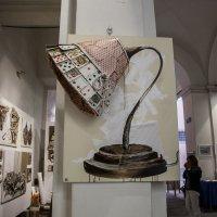 На выставке Sara Lovara  Toscana - Cortona :: Павел L