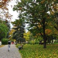 Осень... :: lyuda Karpova