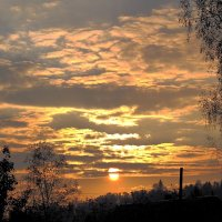 Отбросить суету сует и устремить взгляд в небо :: Нина северянка