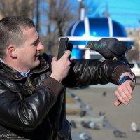 ...я, это, только на айфон 6 теперь снимаюсь! ))) :: Виталий Левшов
