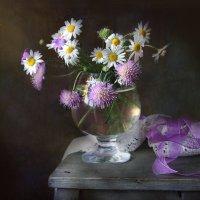 Этюд с луговыми цветами :: lady-viola2014 -