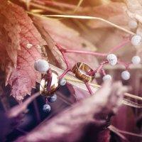 Осенний союз двух сердец :: Мария Буданова