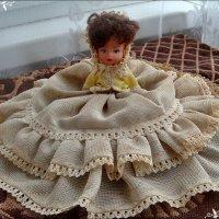 Кукла Лилия :: Нина Корешкова