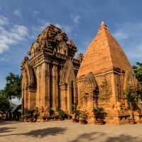 Чамские башни Вьетнама :: Leontiy Krasyuk