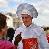 Обещание сладкой жизни :: Ирина Данилова