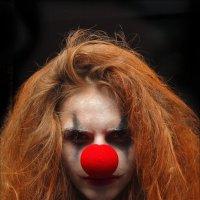 Грустный клоун :: Виктор (victor-afinsky)