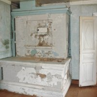 Старая лежанка в старом доме :: Светлана Лысенко