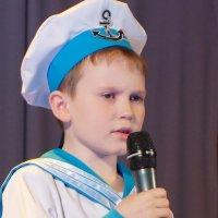 С какого парень года, с какого парохода? :: Надежда